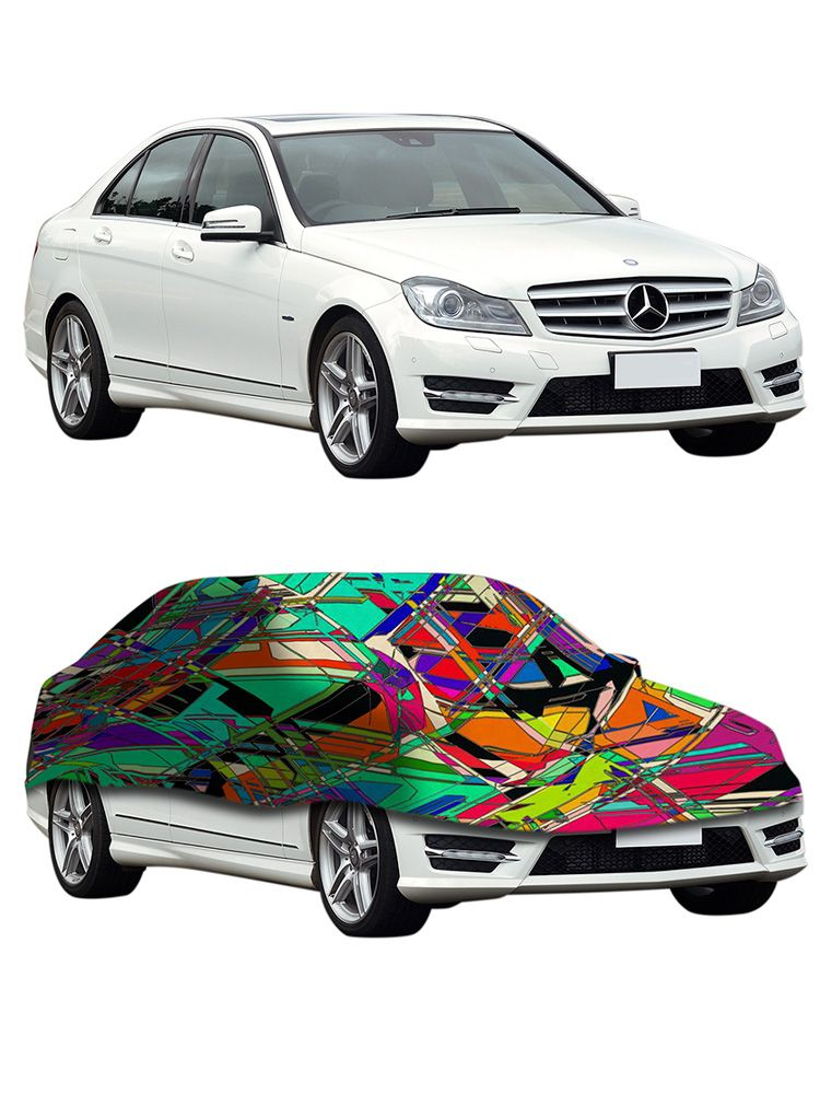 Car cover Editing by Arun Padake