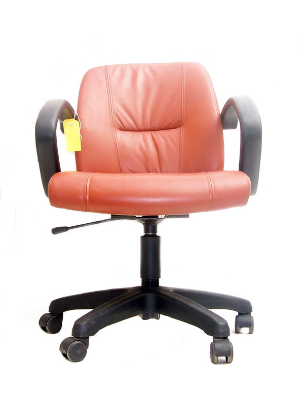 Orange executive Chair