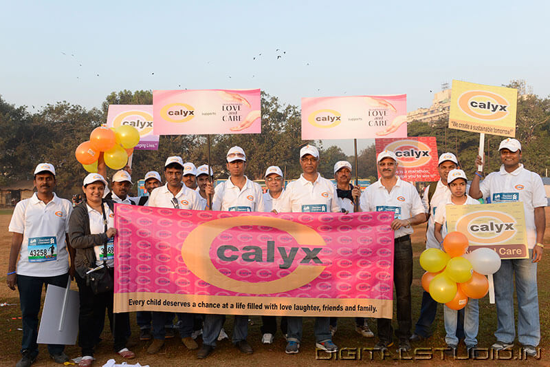 Mumbai Marathon Photographer for calyx