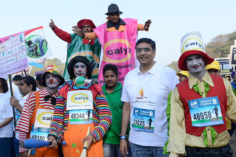 Mumbai Marathon 2013 Event Photography for calyx