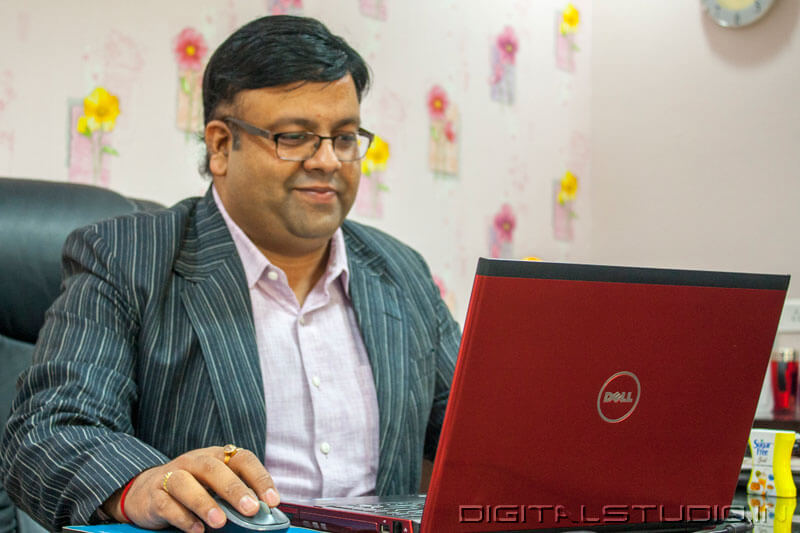 Photograph of Mr. Vaibhav Agrawal of  Norex