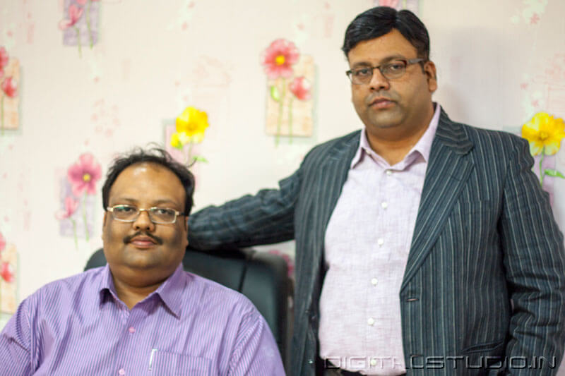 Photographs of Executives of Norex Flavours Pvt. Ltd