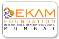 Ekam NGO logo