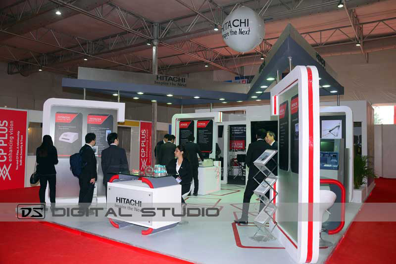 Mumbai Exhibition Photography for Hitachi
