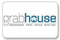grab house logo
