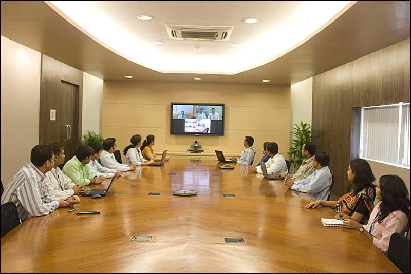 Live Video conference