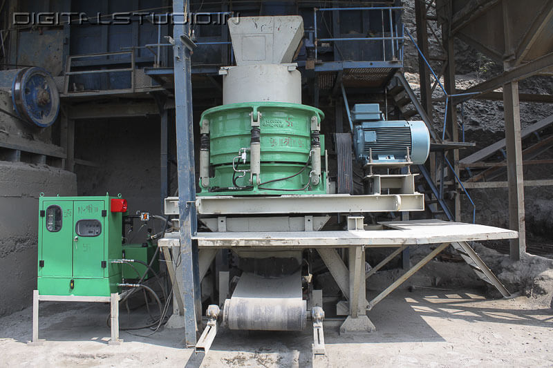 stone crushing plants by Titan