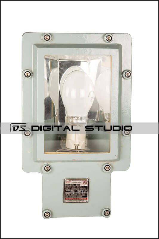 emergency industrial light