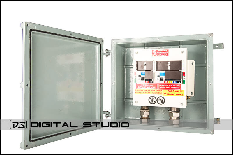 industrial control cabinets