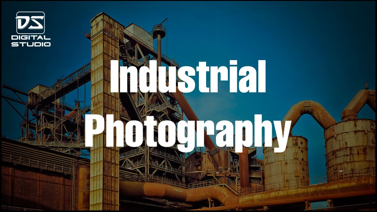 photography of factories and industrial plants in India