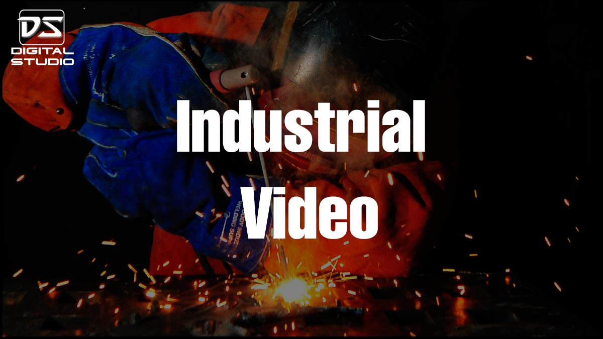 industrial video with background music