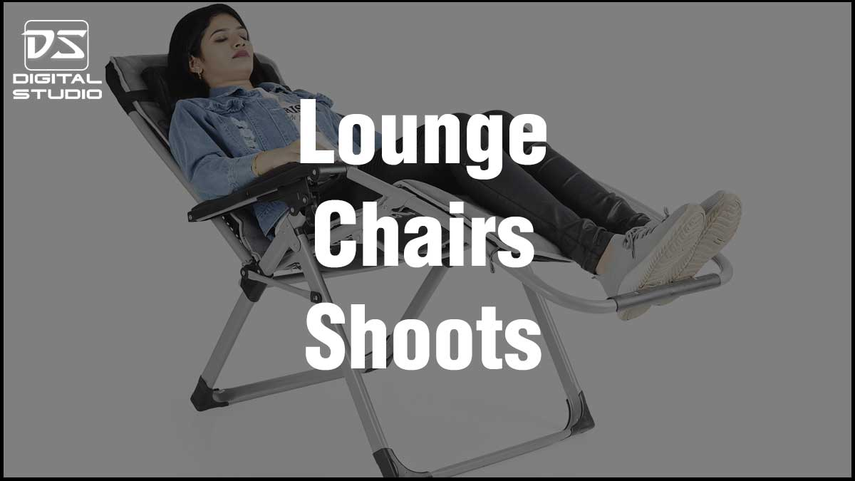 Lounge chairs demo video with model