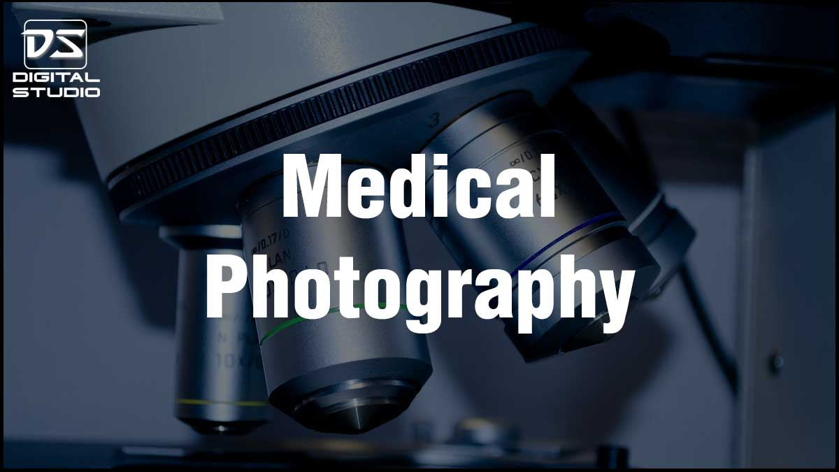 Medical Equipment Photography