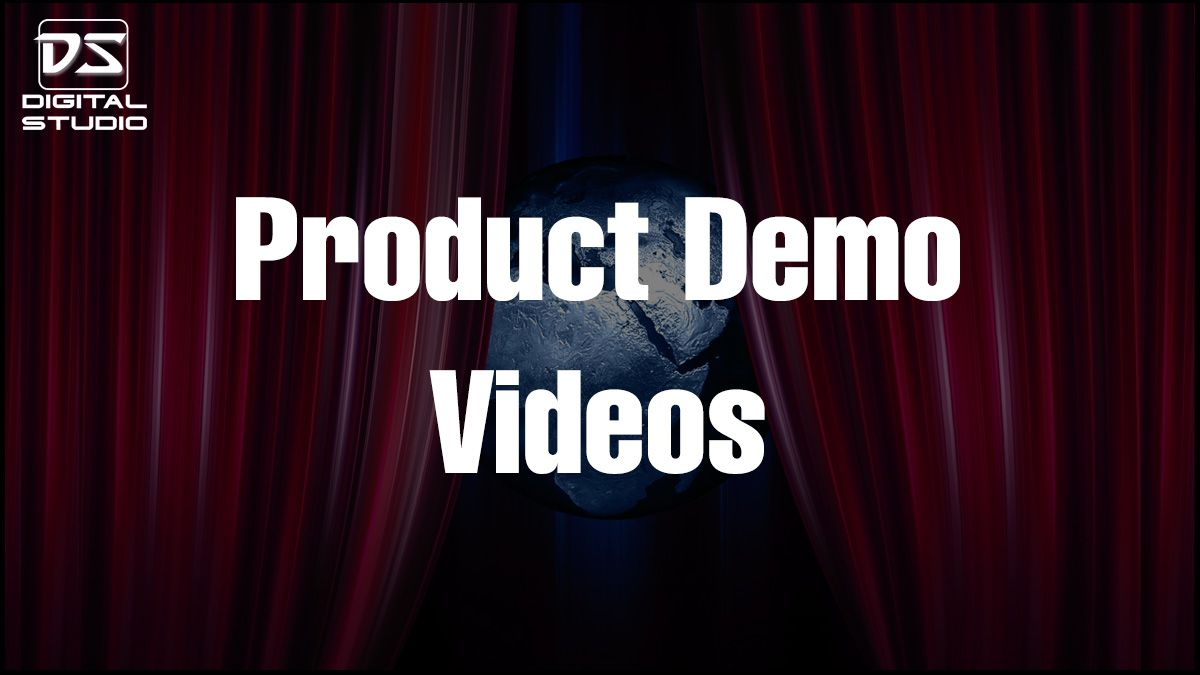 Product demo videos