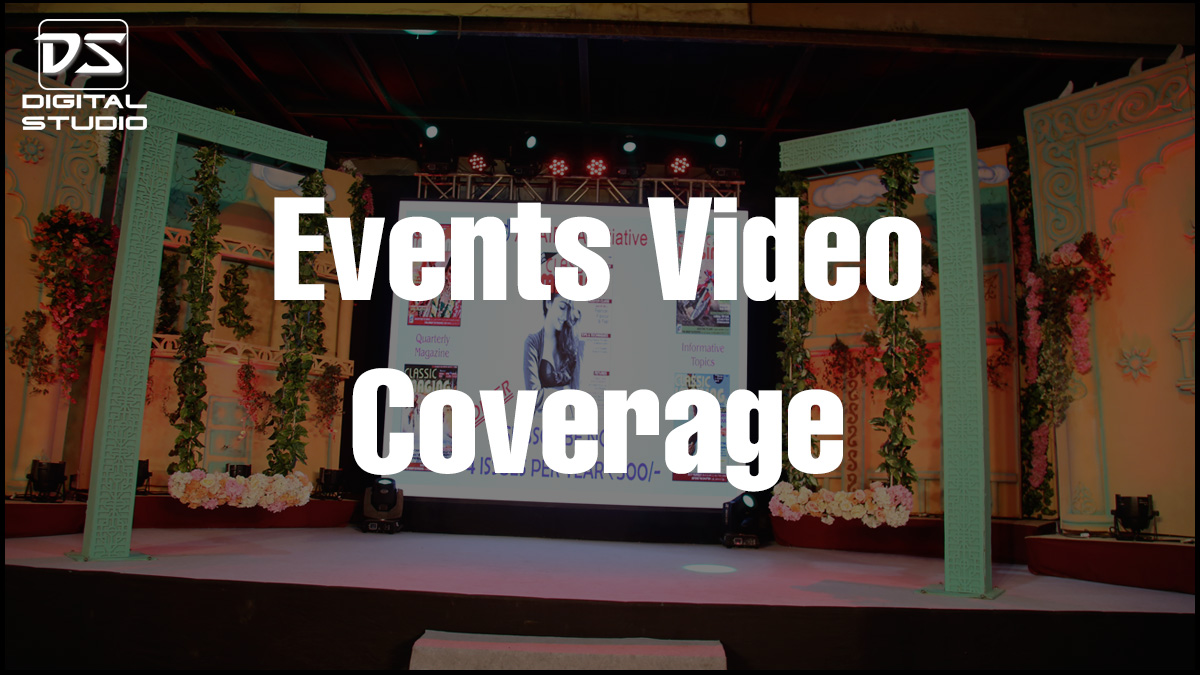 Exhibition Video Coverage Services in Mumbai