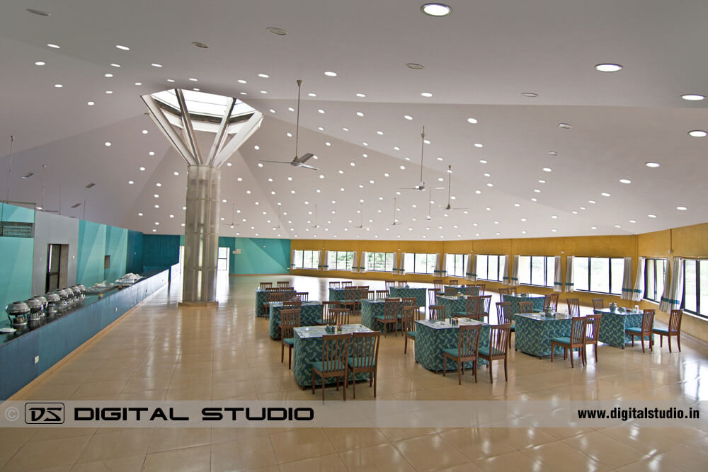 Dinning hall for residents of Dignity Lifestyle