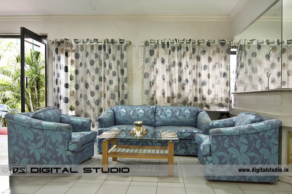 Lounge room of Dignity Lifestyle