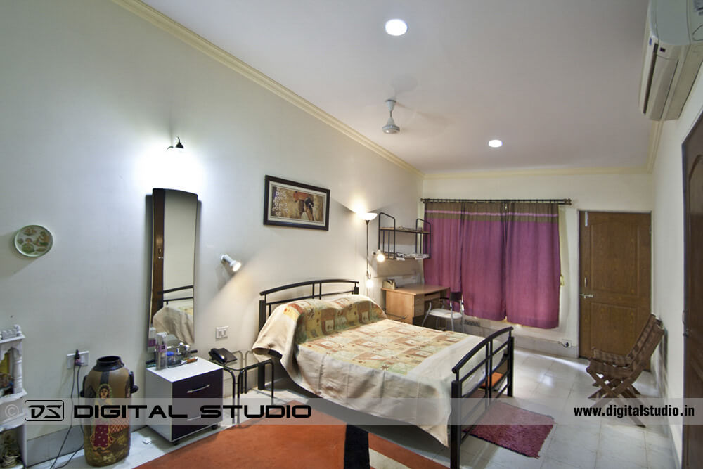 Premium cottage room for senior citizens