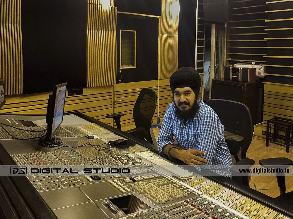 Sound and VO recording studio