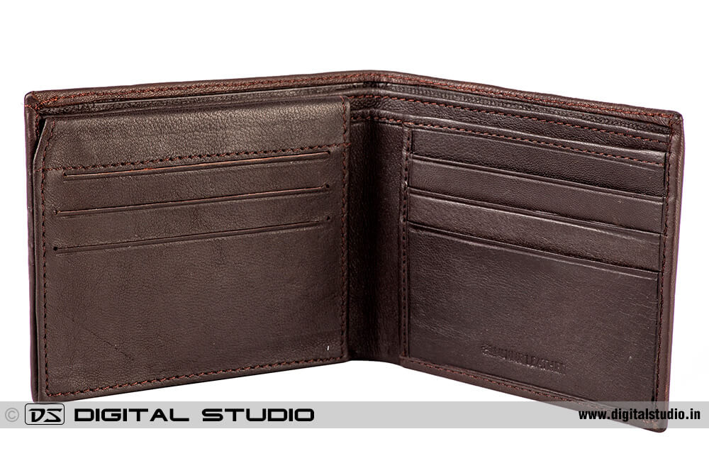 Pure Leather Wallet Photograph