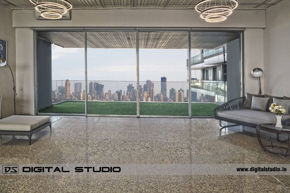 Real Estate Photography of Towers