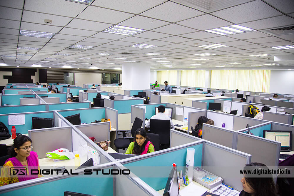 Anderson BPO international Thane Office