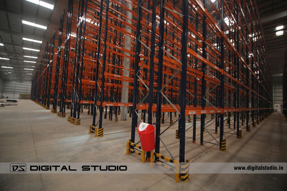 Warehouse Photograph