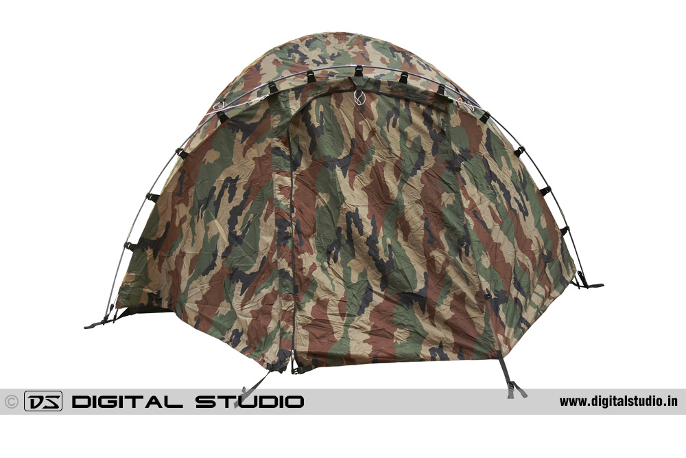 Army Camouflage tent
