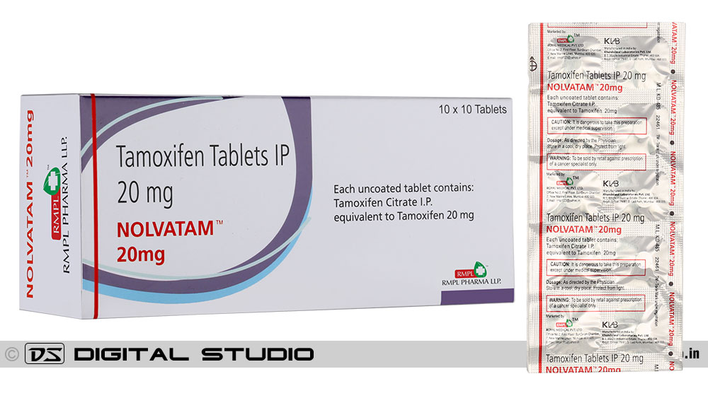Medicines pack with tablet strip