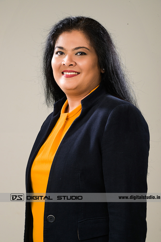 Corporate lady corporate headshot