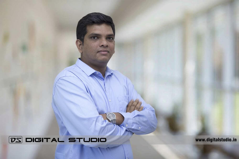 Business executive photograph