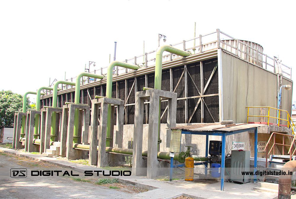 Filteration plant at IGPL