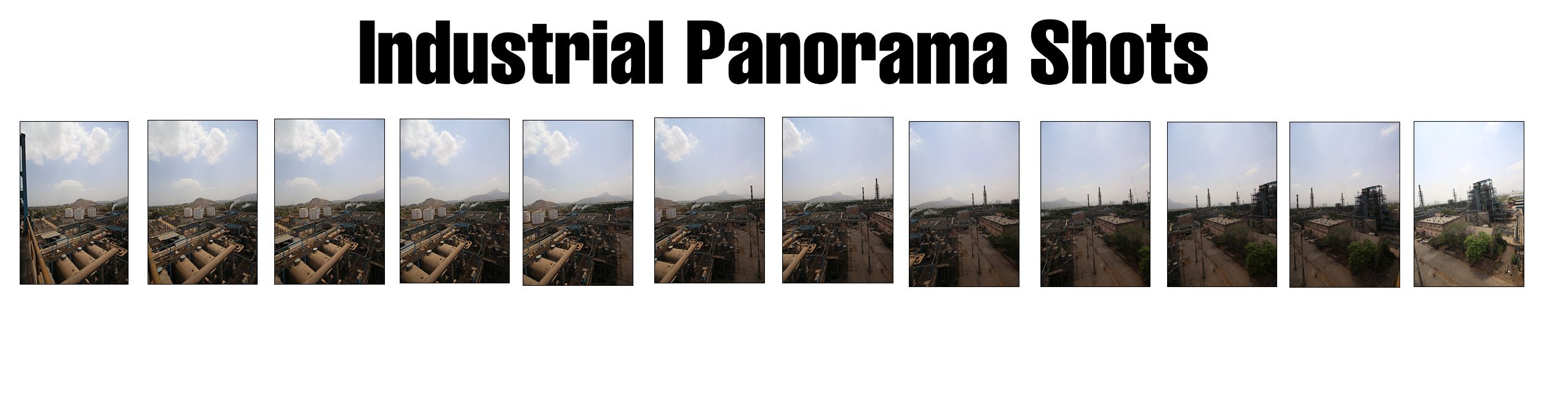 panorama sequence