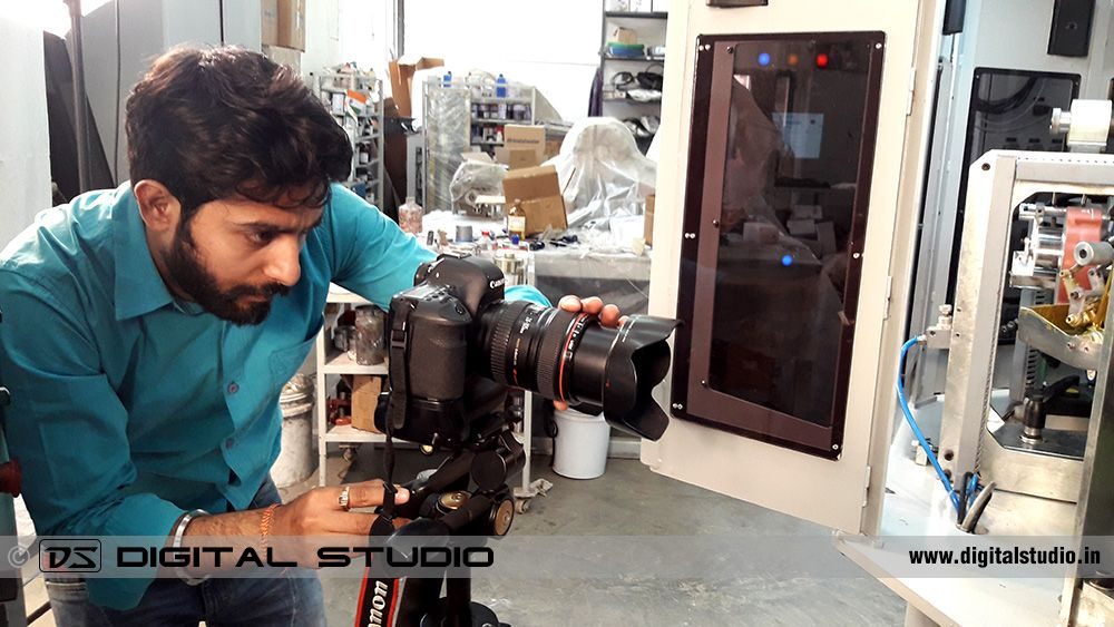 machine videography at navi mumbai